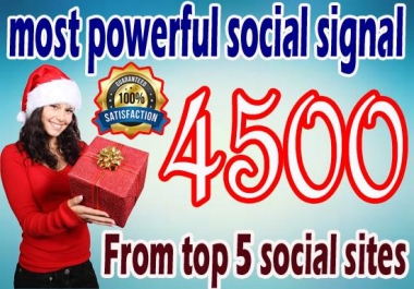5,200 ORGANIC PR9, PR10 SOCIAL SIGNALS FROM THE BEST SOCIAL MEDIA. WE SPECIALIZED IN HIGH PAGE RANK