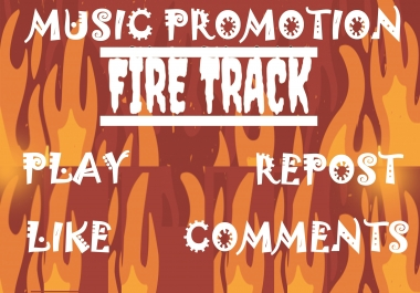 Buy USA 450 Music Track Comments with 50 Like and 50 Repost