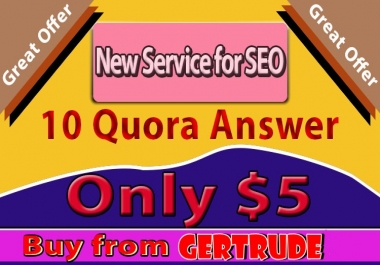 increase visitor in your website with unique quora answer
