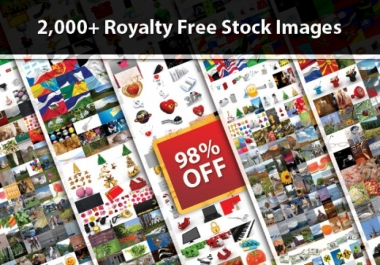 give you Over 2,000 Royalty Free Stock Images