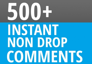 GET 500+ SOCIAL Comments with Whitehat method to Improve SEO Ranking