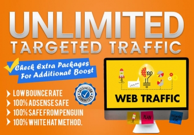 Earn 9,99,999 Traffic  to your website