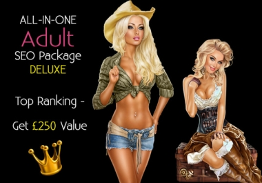 TURBO CHARGE YOUR XXX WEBSITE PAGE RANKINGS
