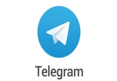 Telegram group and channel members in hours All active