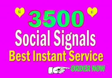 3500 Drip Feed And Website Mixer Social Signals