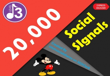 20,000 Pinterest Share Social Signals Important For SEO Ranking