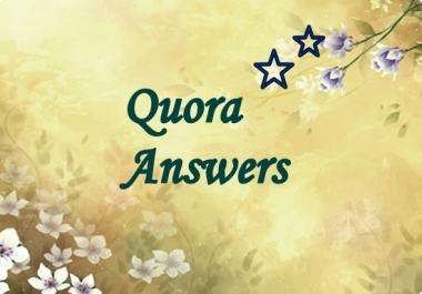 Increase your website traffic with 50  quora answers