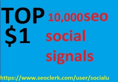 10,000 Powerful Seo Social Signals Come From PR9 Google Share Pinterest Shares signals Bookmark