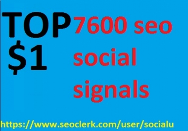 7600 Powerful Seo Social Signals Come From PR9 Google Share Pinterest Shares signals Bookmark