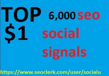 6,000 Powerful Seo Social Signals Come From PR9 Google Share Pinterest Shares signals Bookmark