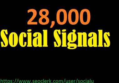 TOP 28,000 pinterest SOCIAL SIGNALS With NUCLEAR SEO Package