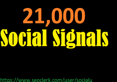 TOP 21,000 pinterest SOCIAL SIGNALS With NUCLEAR SEO Package