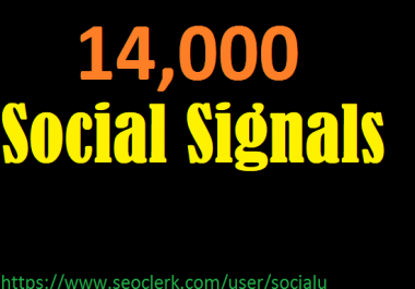 TOP 14,000 pinterest SOCIAL SIGNALS With NUCLEAR SEO Package