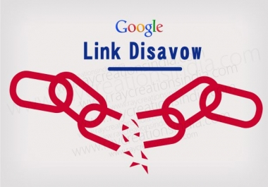 Remove unhealthy, spamming bad links for saving from google pand5a, penguin planty for $30
