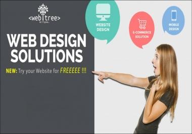 Wordpress developer .create a website