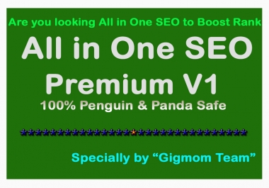 All in One SEO - Premium V1