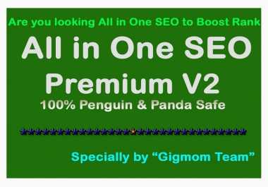 All in One SEO - Premium V2