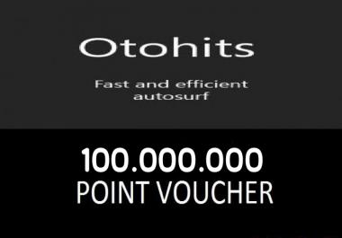 Cheap 25M Oto-Hit Point