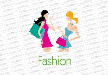 Draw A Professional Fashion Illustration