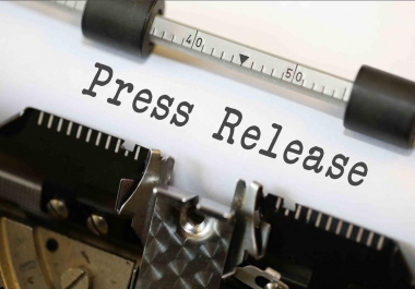 Press Release Distribution for industry's highest ROI