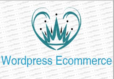 Build A Wordpress Ecommerce Website Or Online Store