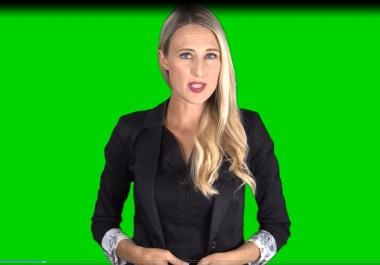 Provide Spokesperson Promo Video For Custody Attorney