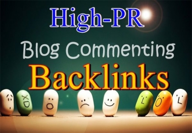 I provide you 75 blog comments manual work dofollow backlinks