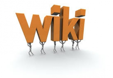 Get 1000++++ Wiki back links service for your site