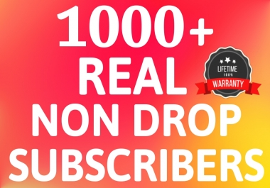 Get Fast 1000+ REAL SUBSCRIBERS To Your Channel Safe and Stable Manually