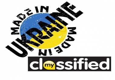 Manually Post 10 High Page Rank Ukraine Classified For Your