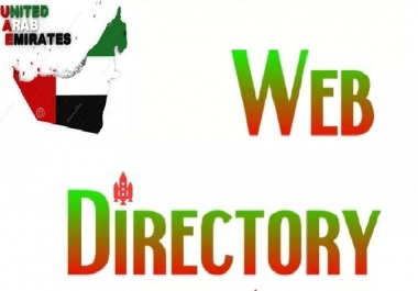 Submit Your Company To 11 Local UAE Web Directory