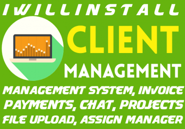 Make Client Management And Client Portal PHP Script