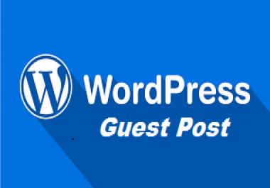 """""""I Will """" Post On  Best Theme For Wordpress Site Da 100 plus Guarante"""