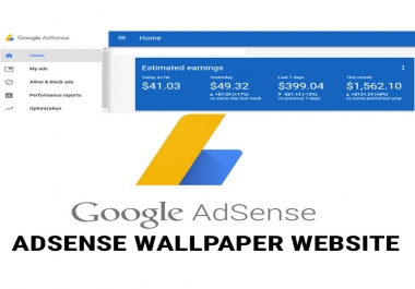 Build Wallpaper Website with any Country Targeted ext english, german etc.