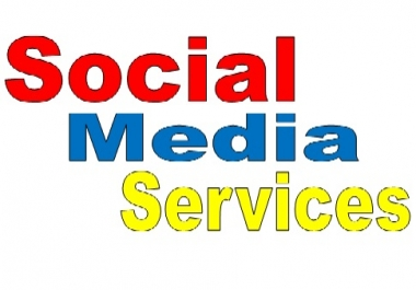 Verified & Popular Social Media Services available