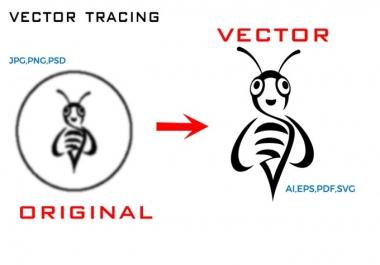 Do Vectorize Logo Vector Tracing
