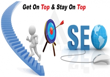 Boost your website to GOOGLE FIRST PAGE with quality WHITEHAT SEO service for $10