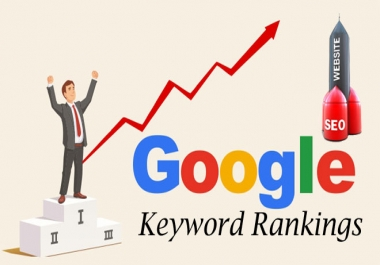 Rank in Google with  Keyword Research, Competitor Analysis In 24 Hours