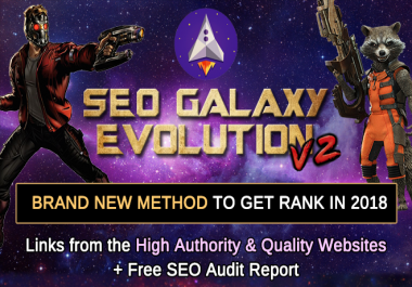 SEO GALAXY EVOLUTION V2 - 100% BRAND NEW METHOD TO RANK