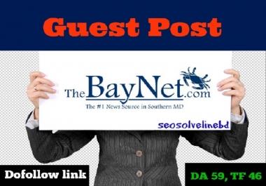 Write And Publish Unique Content On Thebaynet.com