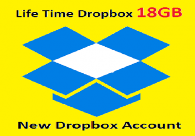 Upgrade Your Dropbox to 18GB Lifetime Space