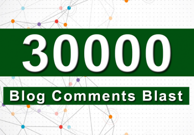 Submit your site to over 30,000 blog comments and fast indexing