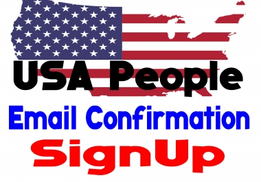 50+ USA People SignUp or Registration E Confirmation & Captcha