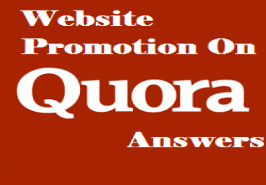 Build High Quality Niche Relevant Quora Answer Backlinks, 15 Quora Answer