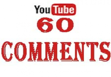 60 Nice and Slow Comments only