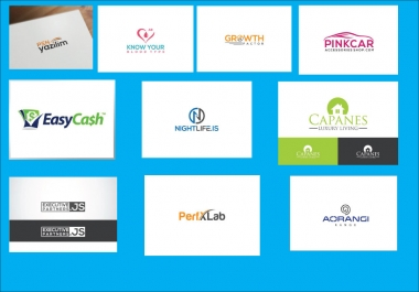 Logo Design all categorize