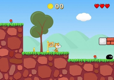 Design Your 2d Game For Android Or Ios Or Amazon Store