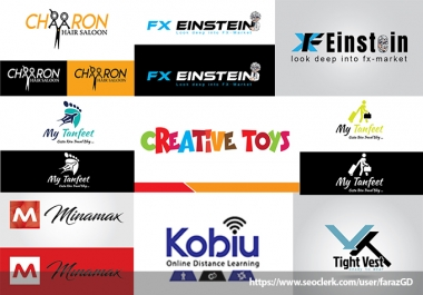 Design a Professional and creative Logo