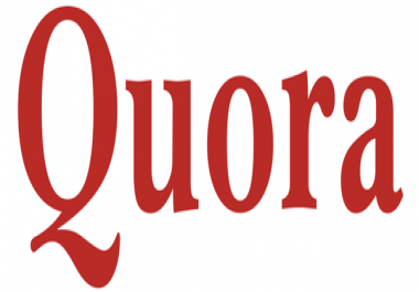 Niche Related 21 Quora Answer For Targeted Traffic