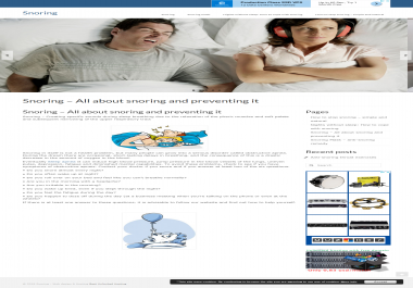 Allready finished Wordpress site with domain and hosting
